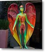 An Angel Metal Print