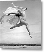 An Exuberant Dance To Spring Metal Print