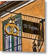 An Old Bakery In Dragoer Metal Print