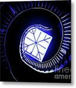 Anatonmy Of A Conch Metal Print