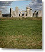 Ancient Stones Metal Print