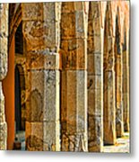 Ancient Thoughts Metal Print