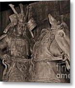 Ancient Warrior Metal Print