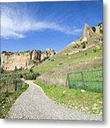 Andalucia Countryside In Spain Metal Print