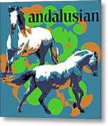 Andalusian Metal Print