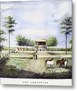 Andrew Jackson: Hermitage Metal Print