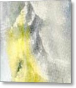 Angel All Around Metal Print