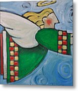 Angel Flight Metal Print