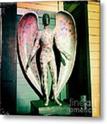 Angel In The City Of Angels Metal Print