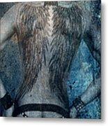 Angel Nude  Metal Print