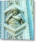 Angel Of Florence Metal Print