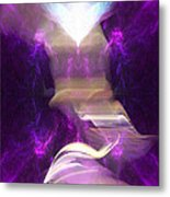 Angel Of The Akasha Metal Print