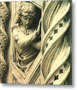 Angel Of The Basilica Metal Print