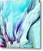 Angel Wings And Heaven Metal Print by Sherri's Of Palm Springs