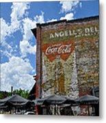 Angell's Deli Metal Print by Anjanette Douglas