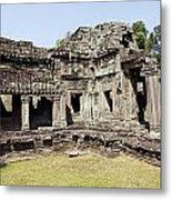 Angkor Archaeological Park Metal Print
