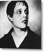 Anita Loos (1893-1981) Metal Print