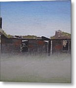 Another Abandoned Croft Metal Print