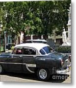 Another Classic Car Metal Print