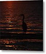 Another Day Gone Metal Print