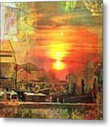Another Day In Poverty Metal Print