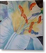 Another Liliy Metal Print