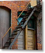 Another Way Out Metal Print