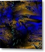 Another World Metal Print by Doris Wood