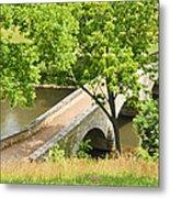 Antietam's Burnside Bridge Metal Print