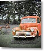 Antique Ford Car 7 Metal Print