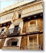 Apartment In Malta Metal Print