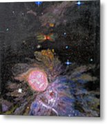 Aphrodite In Orion's Nebula Metal Print
