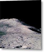 Apollo 15 Lunar Landscape Metal Print