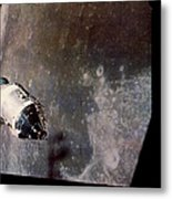 Apollo Command And Service Model Metal Print
