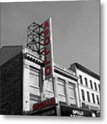 Apollo Theater In Harlem New York No.2 Metal Print
