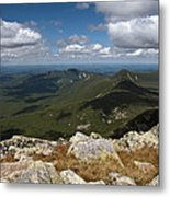 Appalachian Trail View Metal Print