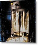 Apparition Metal Print by Bob Orsillo