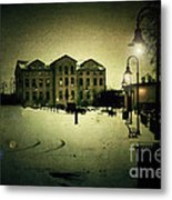 Appleton Waterfront Metal Print