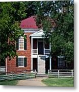 Appomattox County Court House 1 Metal Print