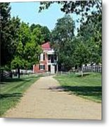 Appomattox County Court House 2 Metal Print