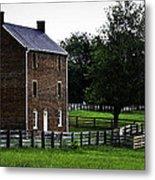 Appomattox County Jail Metal Print
