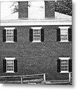 Appomattox Courthouse Metal Print by Teresa Mucha