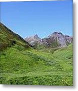 Archangel Valley Metal Print
