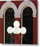 Arched Elegance For Mom Metal Print