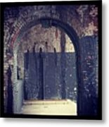 Arches, Near First Street Metal Print