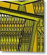 Architectural 122 Metal Print