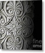 Architecture Detail Metal Print