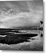 Ardvreck Out Of The Mist Metal Print