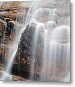 Arethusa Falls - Crawford Notch State Park New Hampshire Usa Metal Print