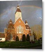 Argyle Presbyterian Church Metal Print by Mark Haley